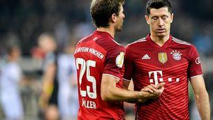El Bayern cau eliminat de la Pokal per golejada (5-0)