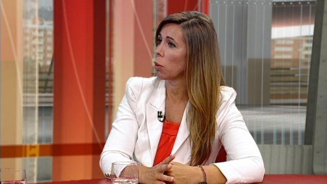 """Alícia Sánchez-Camacho, a l'espai """"L'entrevista d'estiu"""" del 3/24."""