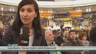 Assemblea ANC a Tarragona