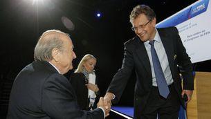 La FIFA despatxa el seu secretari general, Jérôme Valcke