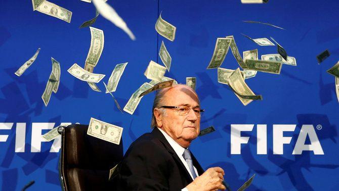 Un informe de la FIFA denuncia la corrupció del president Blatter i els seus dos últims secretaris generals