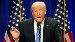 Trump utilitza el missatge de la por per intentar guanyar adeptes (Reuters)