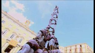 Els Minyons de Terrassa porten el 3 de 10 amb folre i manilles a Barcelona