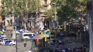 Atemptat al cor de Barcelona