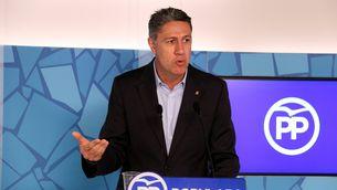 El president del PPC, Xavier García Albiol