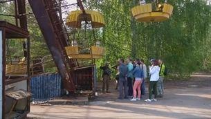 "El fenomen de la sèrie ""Chernobyl"" fa créixer el turisme a la zona radioactiva"