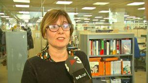 Mor Isabel Clara-Simó, una de les figures clau de la literatura catalana actual