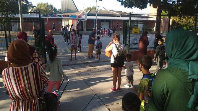 Així han tornat a l'escola nens i nenes després de 6 mesos de pandèmia