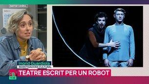 Els robots ja escriuen obres de teatre