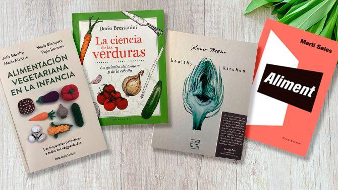 Llibres per menjar i pensar en verd