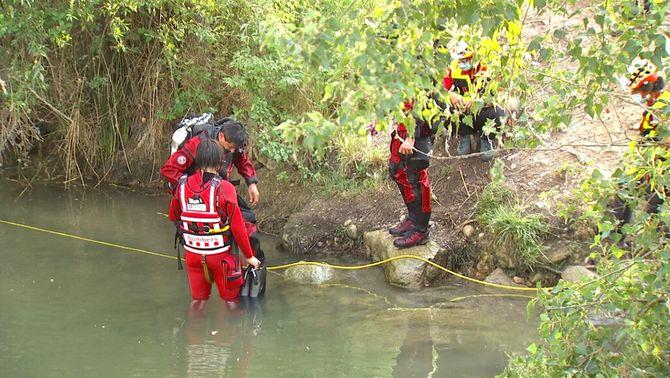 Trobat mort el noi desaparegut mentre es banyava al parc de la Mitjana de Lleida