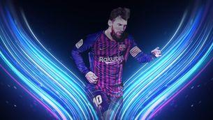 """""""Messi, el desè art"""", a TV3"""