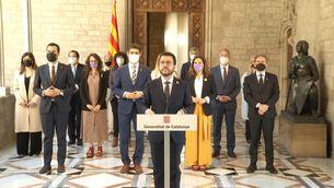 """Aragonès, després dels indults: """"És hora de l'amnistia i d'un referèndum acordat"""""""