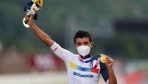 El nen que cuidava vaques a 3.000 metres fa història per l'Equador