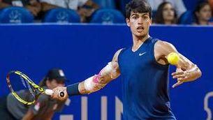 Primera final ATP per a Carlos Alcaraz
