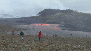 Islàndia viu l'erupció més llarga en 50 anys