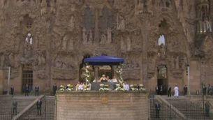 La Sagrada Família ja és basílica