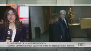 Telenotícies vespre - 30/01/2015