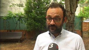 El diputat de la CUP Benet Salellas