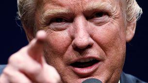 El candidat republicà a la Casa Banca, Donald Trump