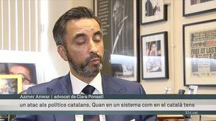 L'advocat de Clara Ponsatí explica la seva estratègia de defensa