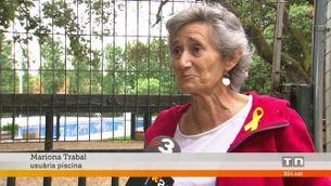 L'Ametlla del Vallès consulta a les dones si es permet fer topless a les piscines municipals