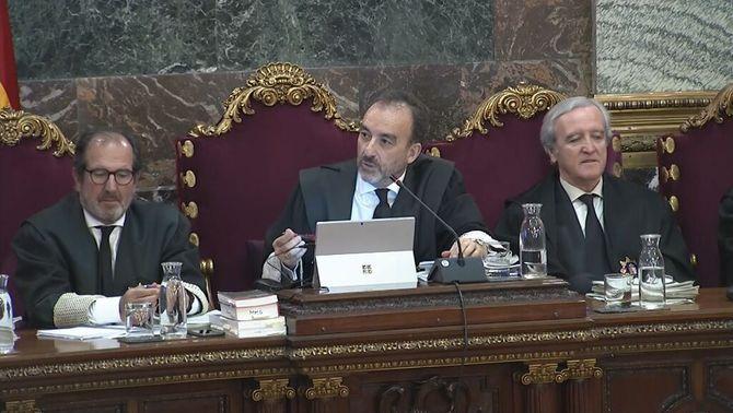 Marchena refuses to confront Pérez de los Cobos and Ferran López