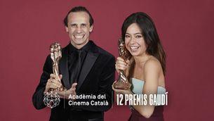 © ACC - Oriol Pla i Anna Castillo anunciaran la Lectura de Nominacions dels XII Premis Gaudí