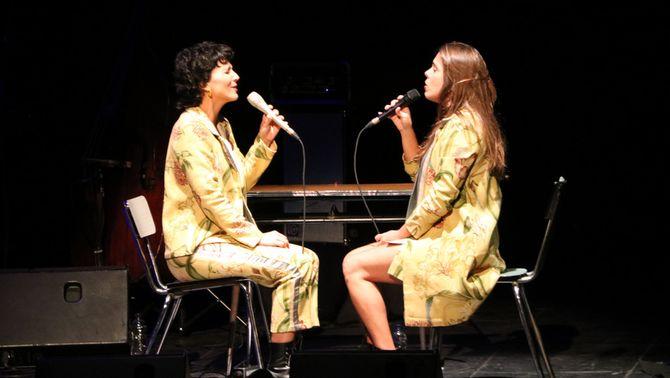 Paula Grande i Anna Ferrer exploren el rol de la dona a través del repertori tradicional