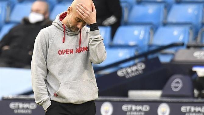 El United sorprèn el City i talla la ratxa de 21 victòries consecutives dels de Guardiola