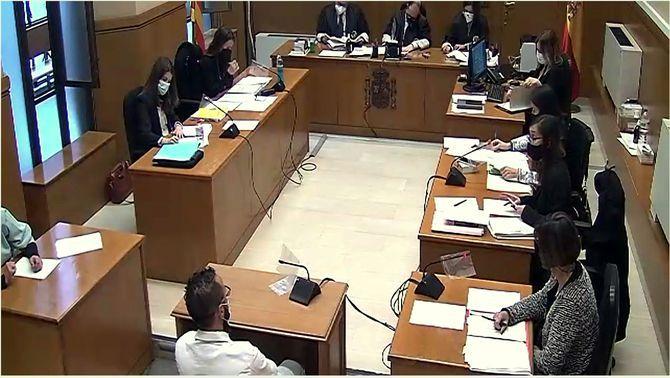 Condemnen a 6 anys de presó els dos acusats d'una agressió sexual doble a Manresa