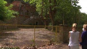 Venen per un milió d'euros l'antic campament de la Central Hidroelèctrica de Camarasa