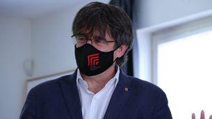 Tercera detenció de Puigdemont des de l'octubre del 2017
