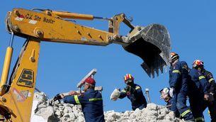 Un mort per un terratrèmol a l'illa grega de Creta que enfonsa diversos edificis