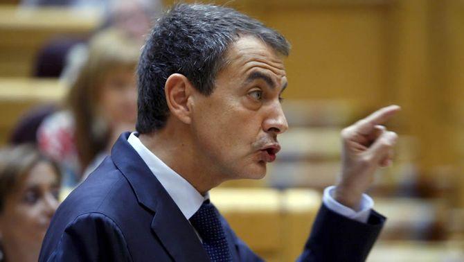 Zapatero dóna per culminada la fase de l'autogovern