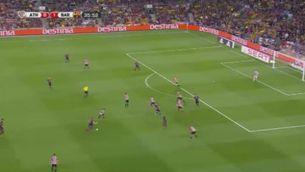 Els gols de la final de Copa: Athletic, 1 - Barça, 3