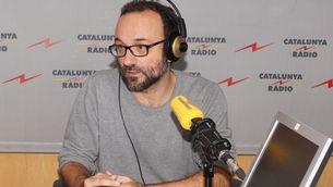 """El diputat de la CUP Benet Salellas, entrevistat a """"El matí de Catalunya Ràdio"""""""