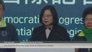 Imatge de:Taiwan tindrà nova presidenta a favor de la independència