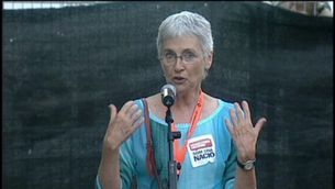 Mor Muriel Casals, líder del sobiranisme civil