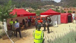 Desallotjats al País Valencià per quatre incendis