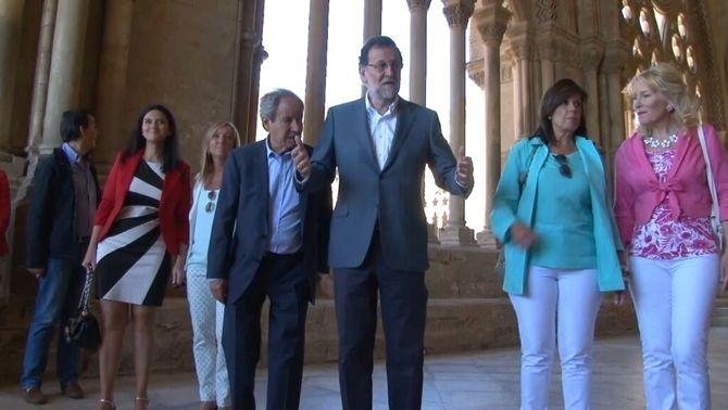 La presència de Rajoy a Lleida encén les crítiques al PP abans del debat de TV3 i Catalunya Ràdio