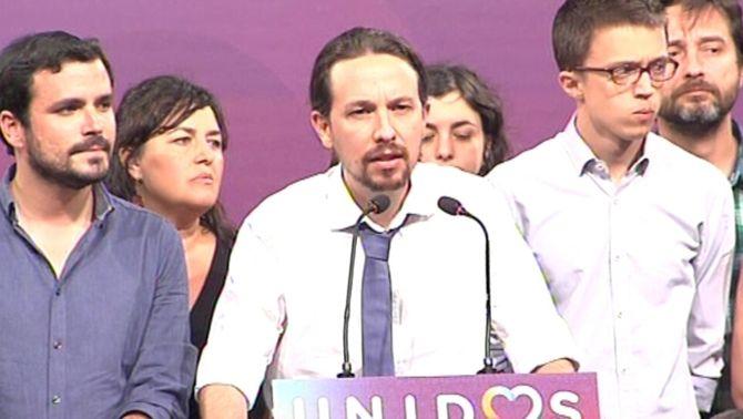 """Iglesias: """"És moment de reflexionar i privilegiar el diàleg entre forces progressistes"""""""