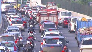 La mobilitat creix l'últim any a Barcelona un 2,8%