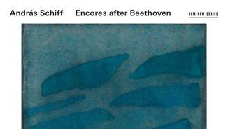 András Schiff. Encores after Beethoven. ECM New Series
