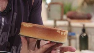 Pastís japonès de formatge