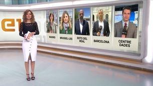 Telenotícies cap de setmana migdia - 26/05/2019