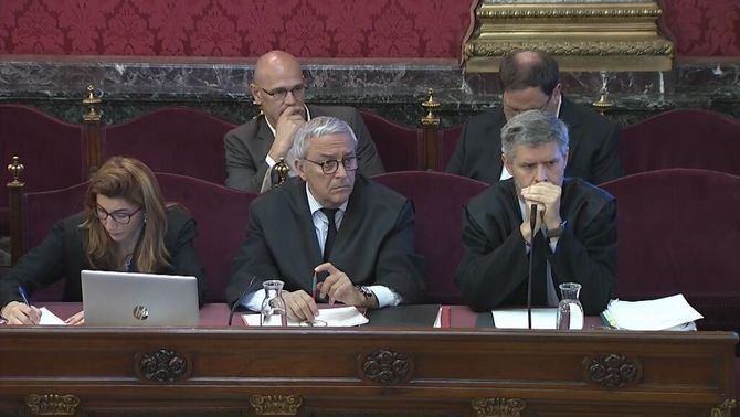"""Melero to Marchena on the documentary evidence phase: """"I do not understand this procedure"""""""