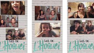 """Els 12 moments estel·lars del Live de """"Les de l''hoquei"""""""