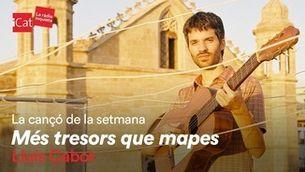 """Cançó de la setmana d'iCat: """"Més tresors que mapes"""", de Lluís Cabot"""