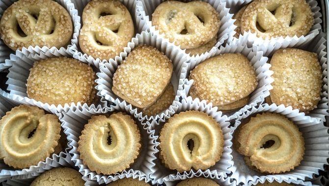El secret de l'èxit de les galetes daneses de mantega